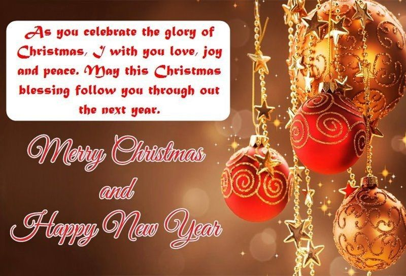 Christmas New Year Quotes