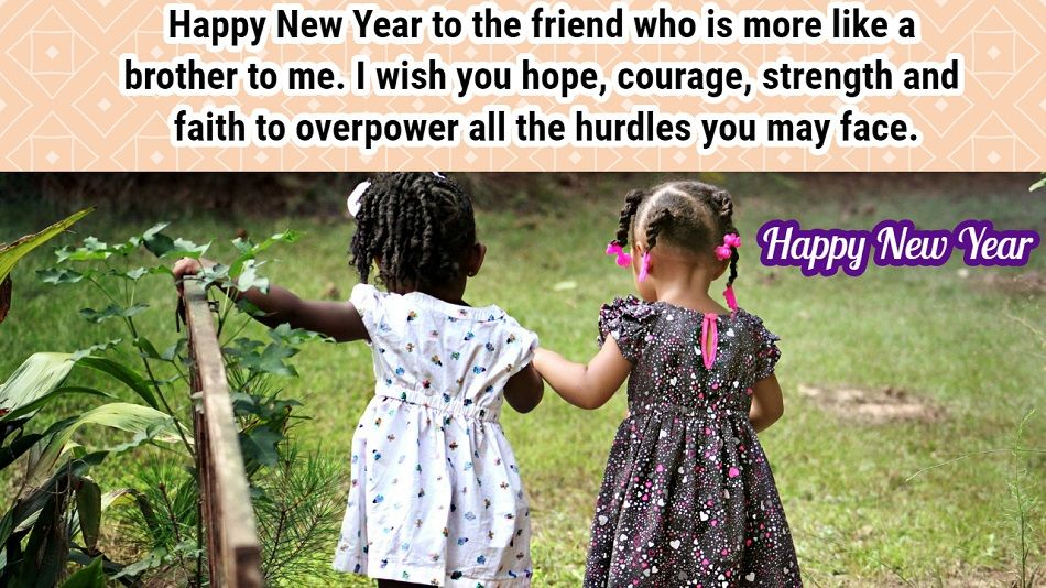 funny new year quotes for friends