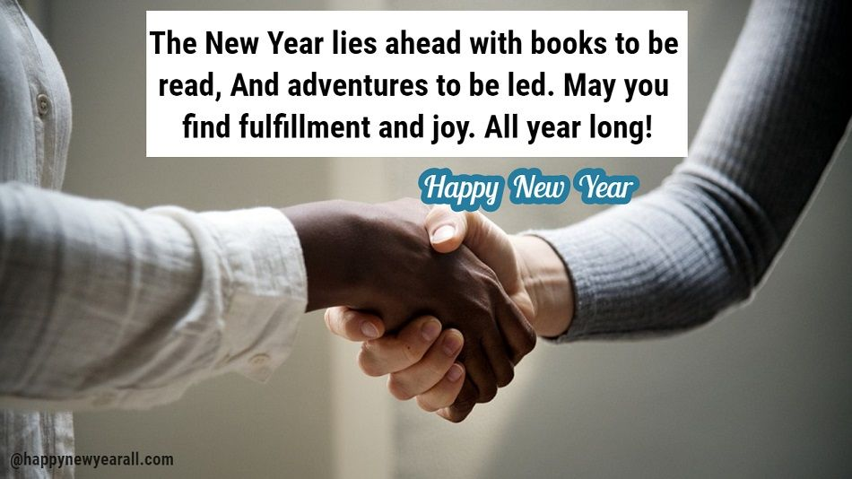 Friendship Happy New Year Quotes