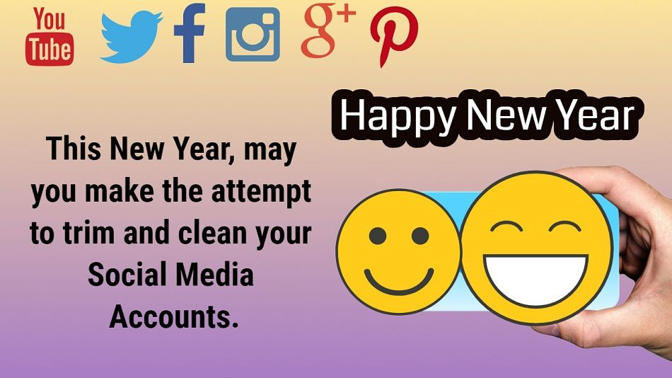 funny new year sms in english