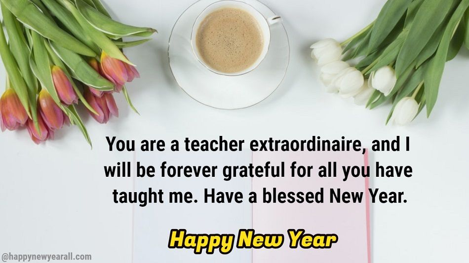 new year quotes 2019 for teachers