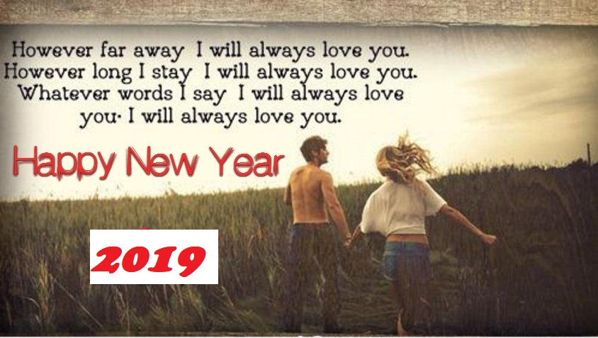 new year 2019 wishes for ex