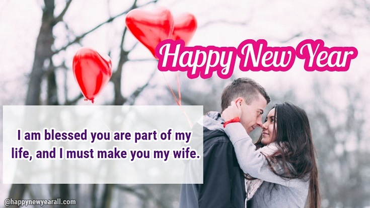 New Year Love Quotes For Girlfriend