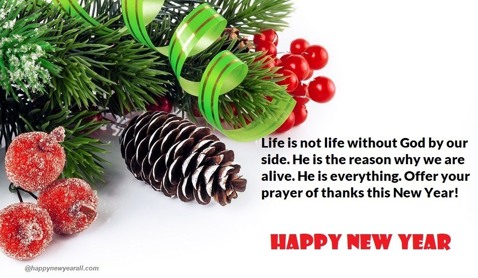 new year messages for christian