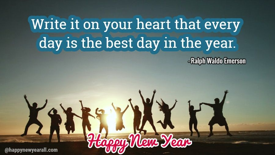 Best New Year Quotes And Sayings
