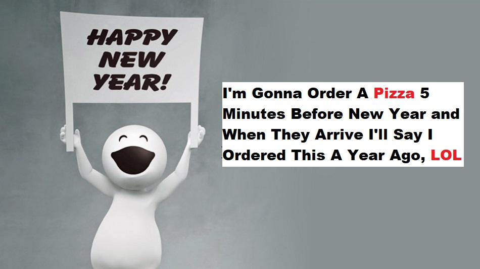 New Year Quotes Funny Sayings