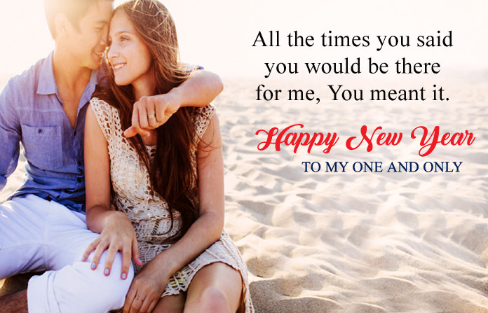 happy new year wishes for couples