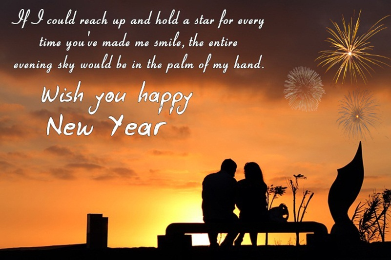 new year wishes greetings for couples