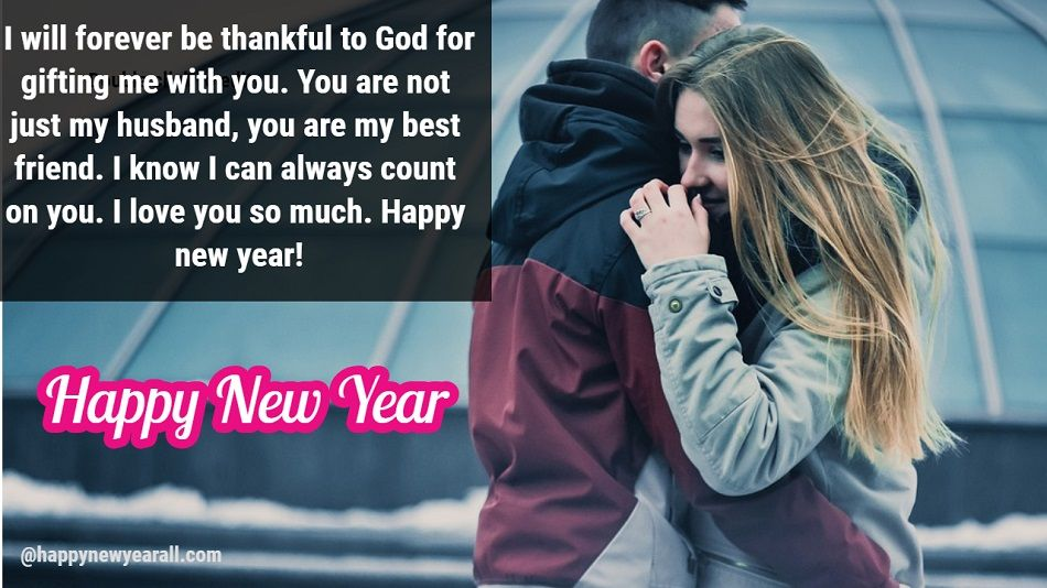 New Year Messages For Husband Abroad