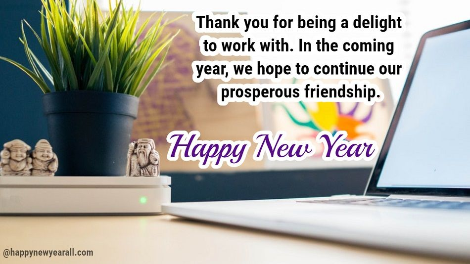 Professional New Year Wishes