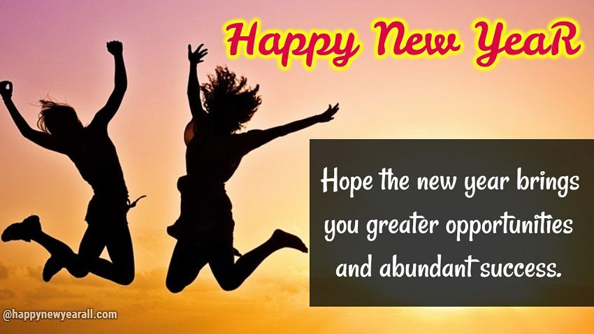 Happy New Year Formal Wishes