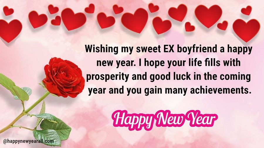 Best Wishes for Ex Boyfriend