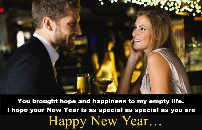 New Year Wishes Messages for Girlfriend