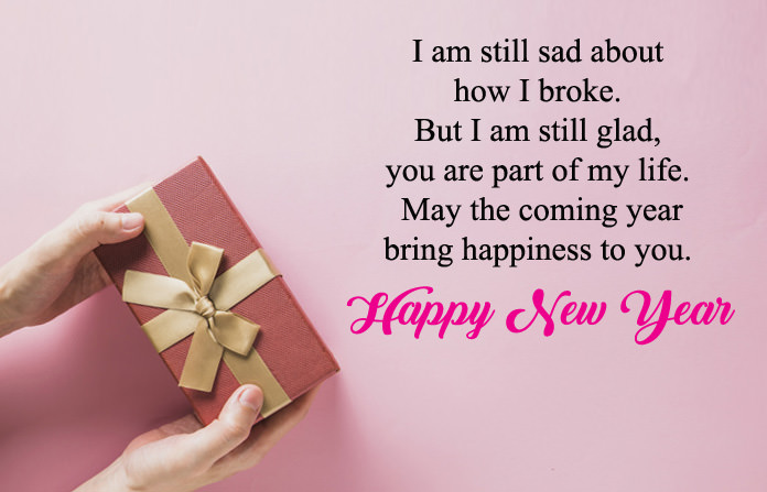 heart touching new year wishes for ex boyfriend