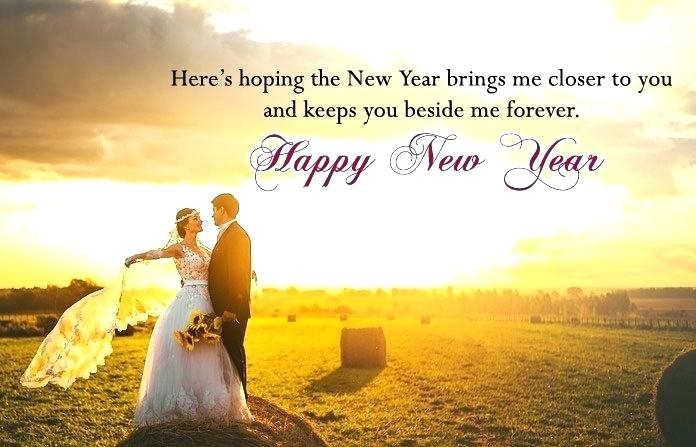 Romantic New Year Wishes For Girlfriend