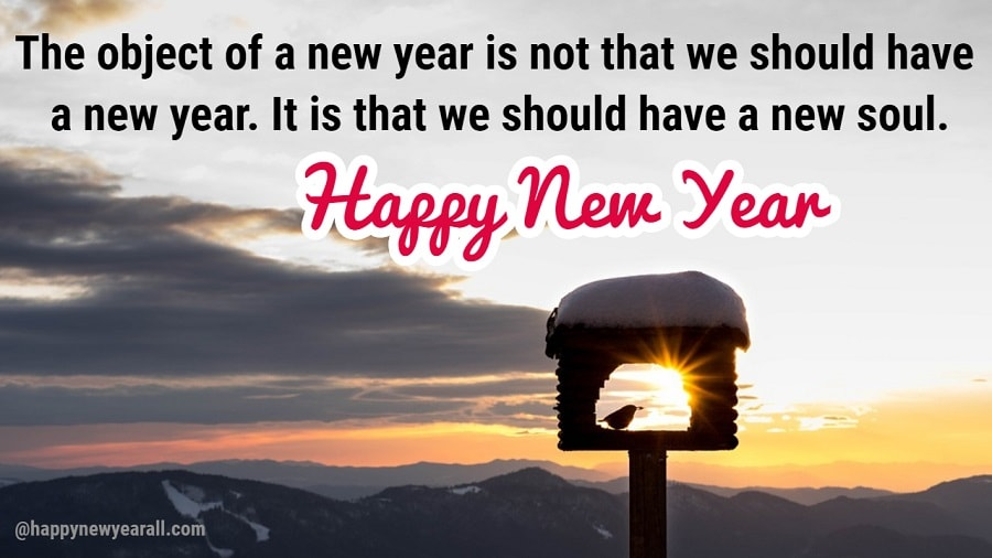 Inspirational new year quotes images