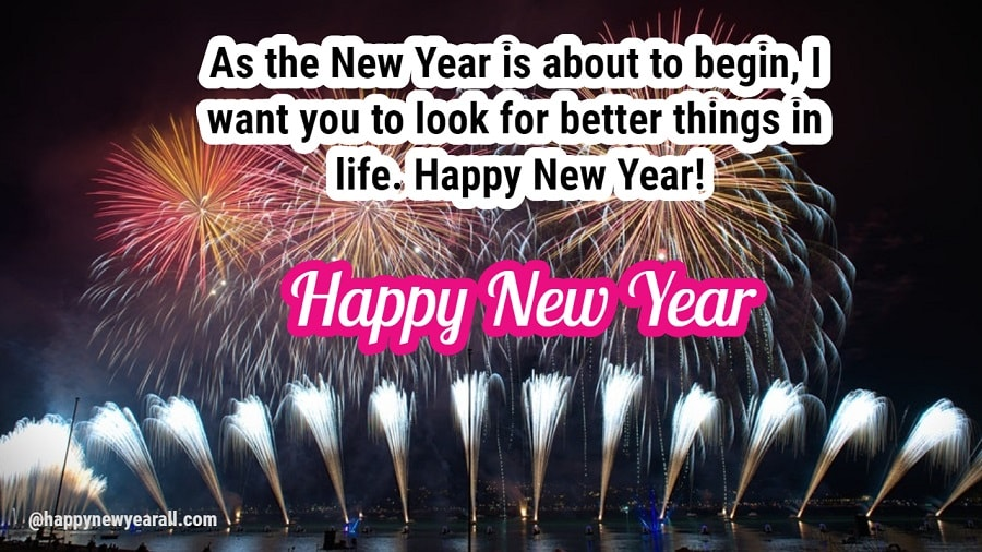 New year blessed quotes