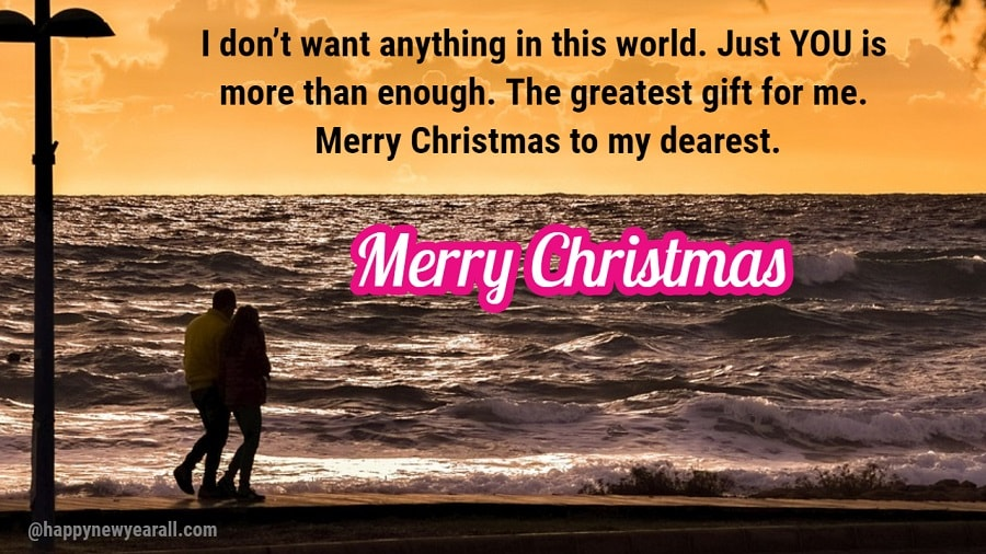 Christmas Wishes for Someone Special