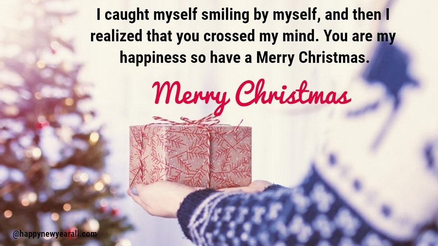 225 Romantic Merry Christmas Quotes 2019 Messages