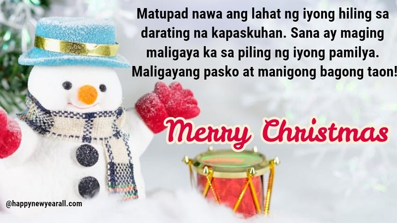 agalog Christmas Wishes and Messages