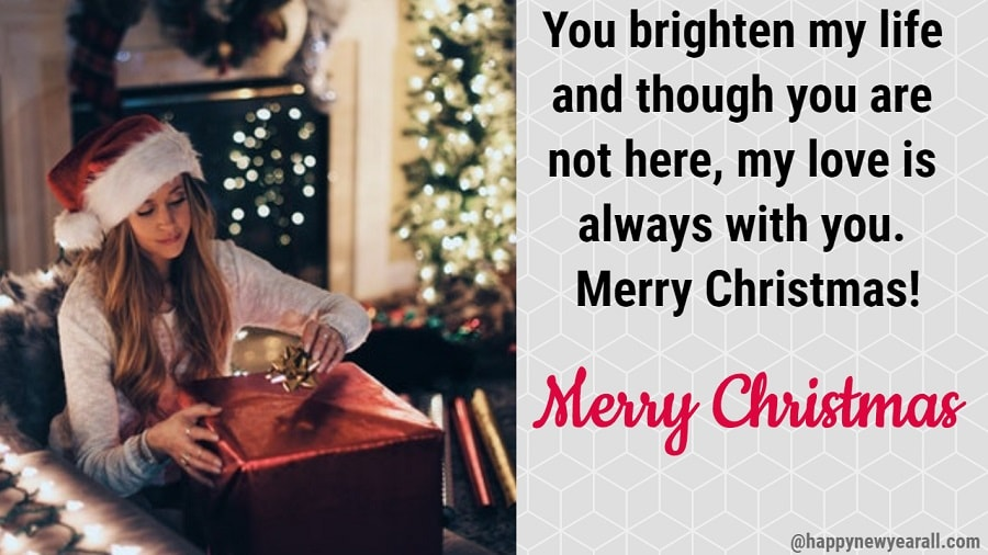 Christmas Message for Someone Special