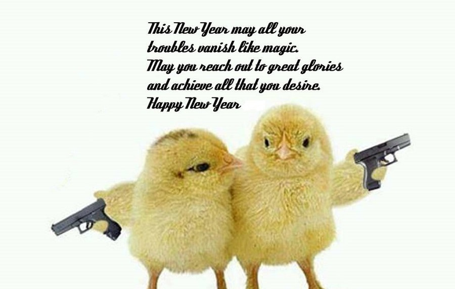 Funny happy new year wallpapers