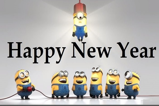 Funny happy new year images 2021