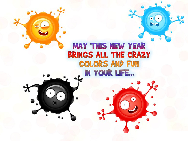 Funny new year pics