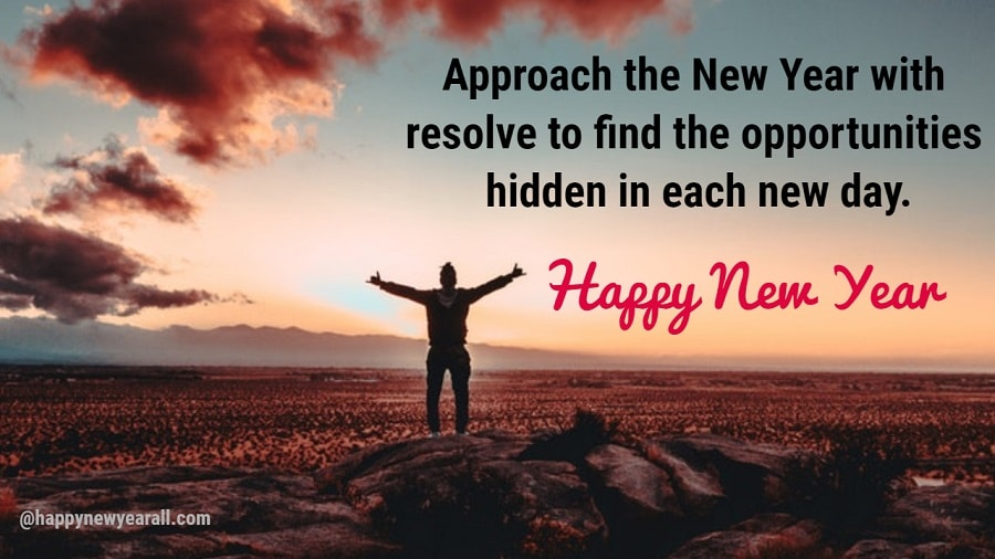 Funny new year quotes with images