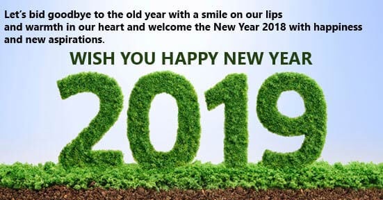 150+ Good Bye Bye 2018 Welcome 2019 Quotes Wishes and Images Free