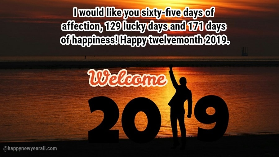 150 Good Bye Bye 2018 Welcome 2019 Quotes Wishes And Images Free