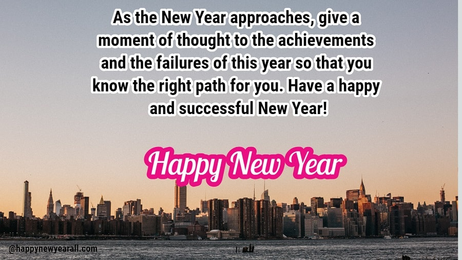 Happy New Year Messages to Clients