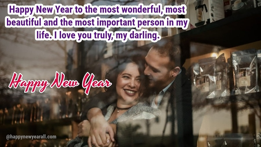 Romantic Couples New Year Quotes
