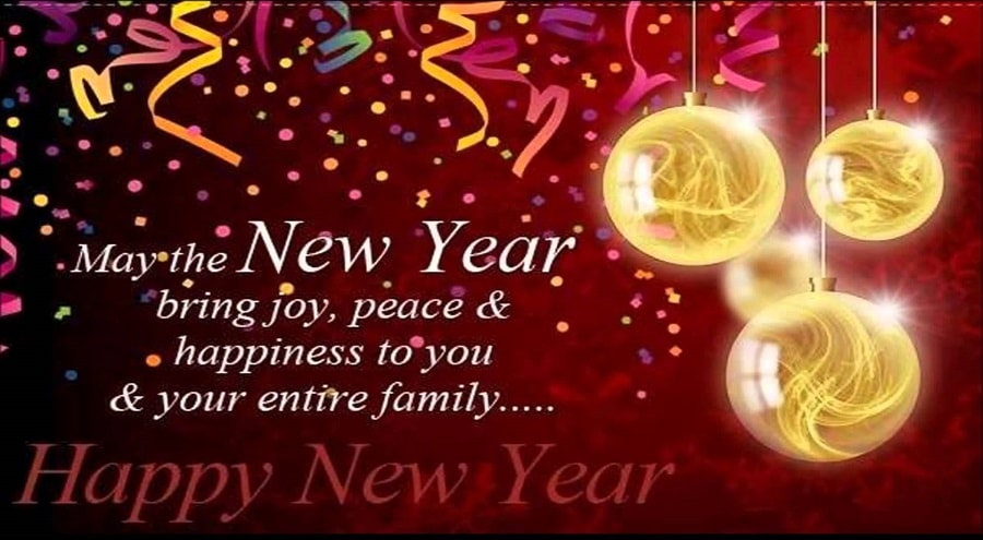 Happy New Year 2019 WhatsApp Images
