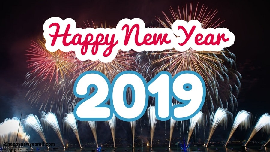 101+ Best} Happy New Year 2019 WhatsApp Images Download HD for ...