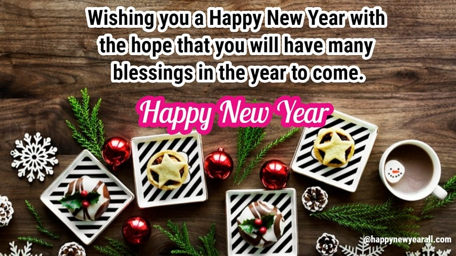 Happy Blessed New Year Quotes 2019