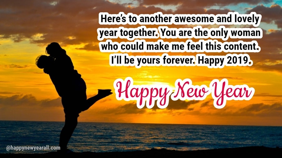 sweet new year quotes for girlfriend