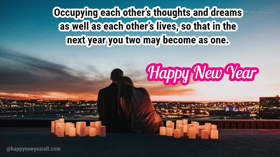 Happy new year 2021 quotes for couples