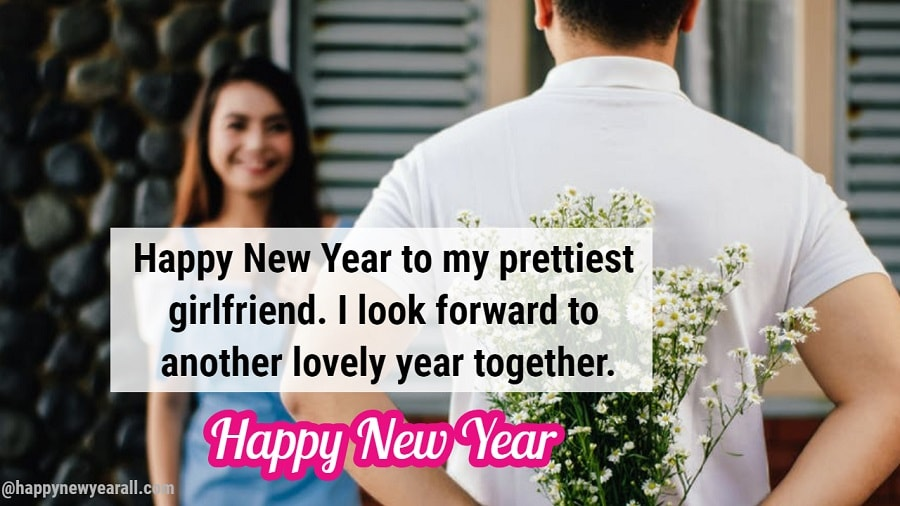 Romantic Happy New Year Love Quotes for Her