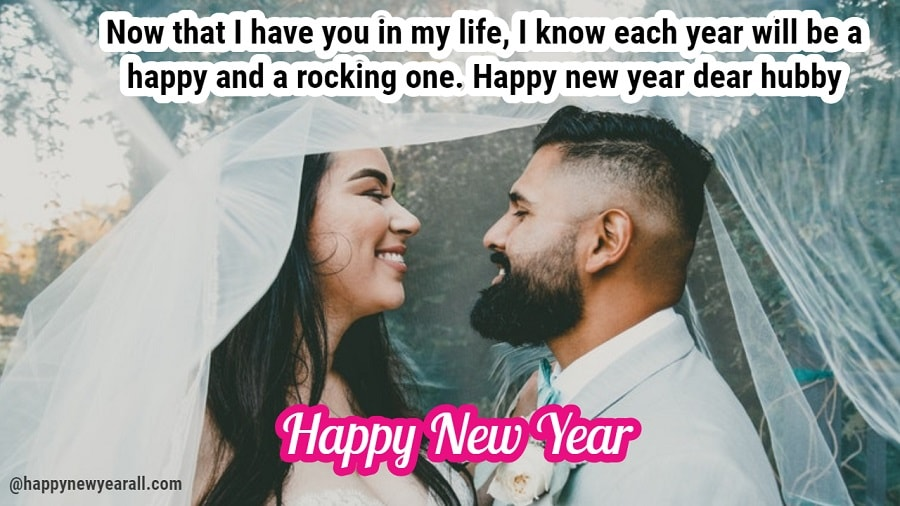 New year 2019 quotes for husband