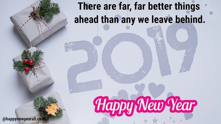 Happy New Year Quotes With Images Happy New Year 2019
