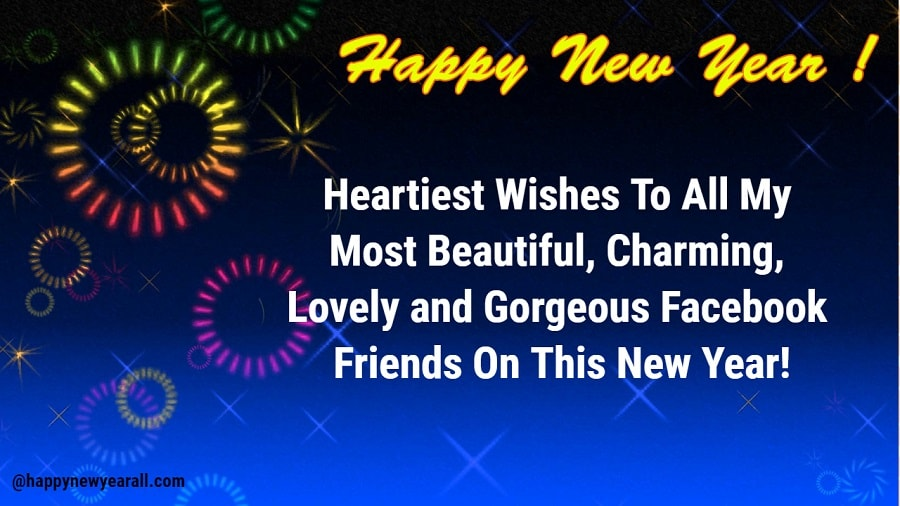 Happy new year FB status 2019