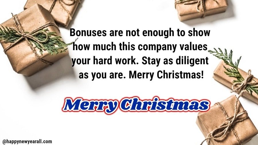 Inspirational christmas wishes messages