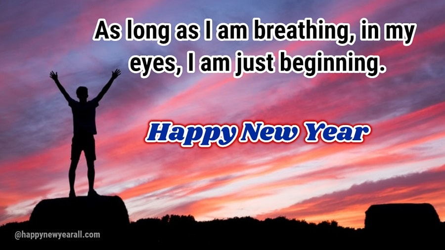 New year famous Quotes images