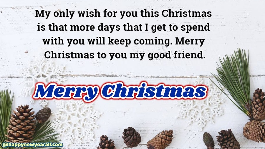Merry Christmas greetings wishes for facebook posts