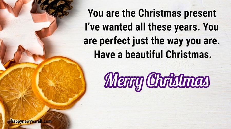 Happy Christmas Wishes for Someone Special