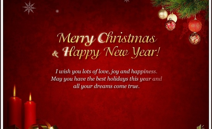 merry christmas wishes messages for clients