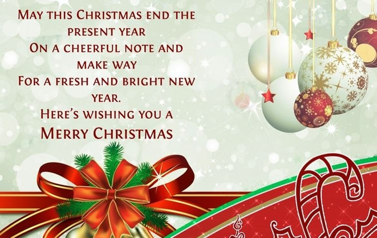 220+ Merry Christmas and Happy New Year Quotes 2019 Wishes and ...