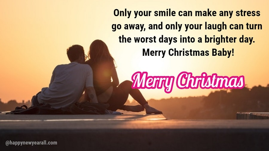 Happy Christmas 2018 Wishes for girlfriend