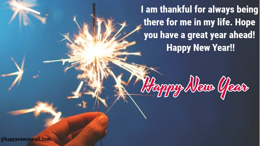 New Year Wishes Messages for Elders